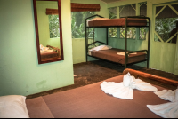 manglares hotel bunkle and queen size bed