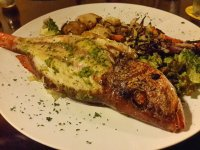 grilled whole red snapper amici