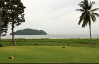 golf lesson las iguanas beach view 