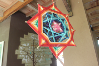 the star of david olam restaurant santa teresa   - Costa Rica
