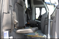 passenger coach guide and driver seats  - Costa Rica