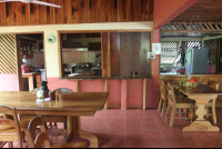 kitchen at la cocina de dona ana   - Costa Rica