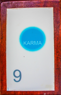 blue osa room number karma