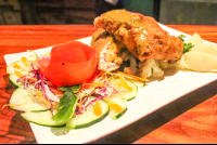 red snapper stuffed 
