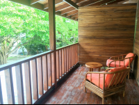 superior room patio