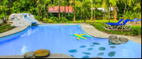 sibu hotel pool 
