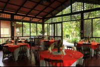 evergreen lodge restaurant 