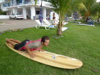 jaco surf lesson demo 