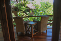 upper bedroom deck