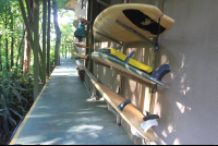 surf board