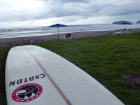 jaco surf lesson long board 
