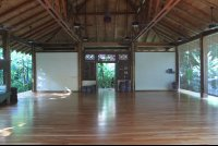 yoga studio