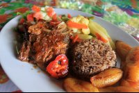 miss junies carribbean stewed chicken 