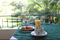 good morning at hotel leyenda   - Costa Rica