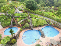 los lagos hotel resort and spa outdoor swimming pools  - Costa Rica