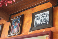 frames at cocos mexican restaurant 