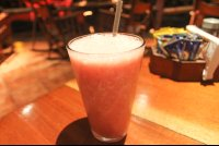 samoa smoothie drink   - Costa Rica