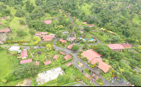 los lagos hotel resort and spa property aerial view  - Costa Rica