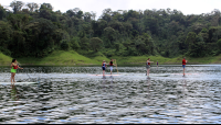 sup lake arenal group 
