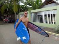 jaco surf lesson instructor 
