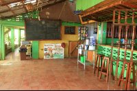 surf shak interior 