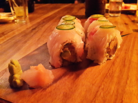 red snapper roll koji 