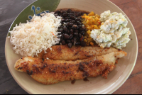 fish filet casado 