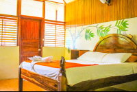 deluxe room mural bed 