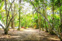 pinuelas beach attraction parking 