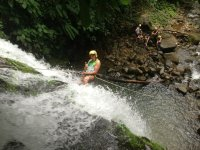 Costa Canyoning Biggest Waterfall