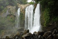 nauyaca waterfalls tall fall 