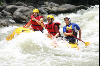 rios tropicales savegre river rafting guide 