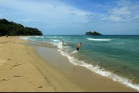 playa cocles cocles island 