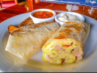 burrito breakfast