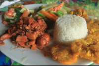 miss junies restaurant mixed seafood 