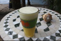 coconut water orange juice samaraorganics 