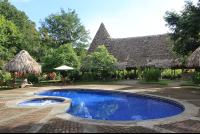 la foresta nature resort pool 