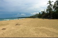 playa cocles sand 