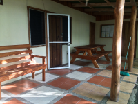 cabin porch curu 