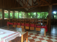 curu dining hall interior 