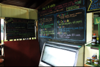 roadshak menu 