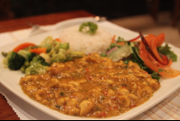 carribean curry chicken 