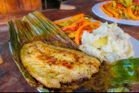 speciality plate gringo curts restaurant