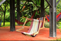 hacienda baru hotel hammock chair 