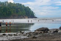 ventanas beach ocean waterfall tour manuel antonio