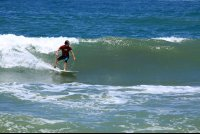 dominical beach attraction surf 
