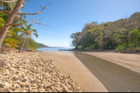 river curu during dry season