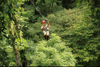 hacienda baru attraction zip   - Costa Rica