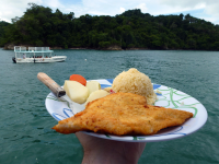 sunset sails catamaran lunch 