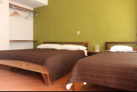 spacious rooms hotel puerto carrillo 